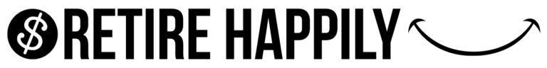 Retire Happily Logo with FundMax