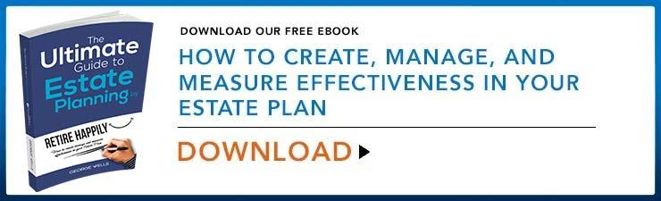 Estate plan ebook sign up