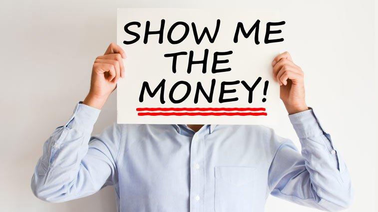 show. me the money retire happily